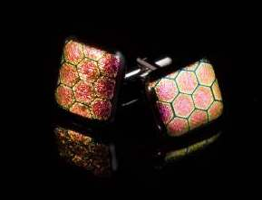 Click here to see more of Sue's cufflinks